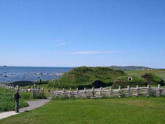 Foto von Dylan Kereluk from White Rock, Canada Authentic Viking recreation, Newfoundland, Canada